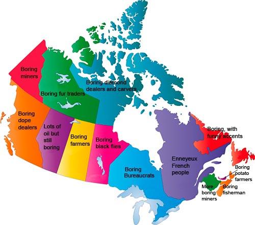 Boring-Canada