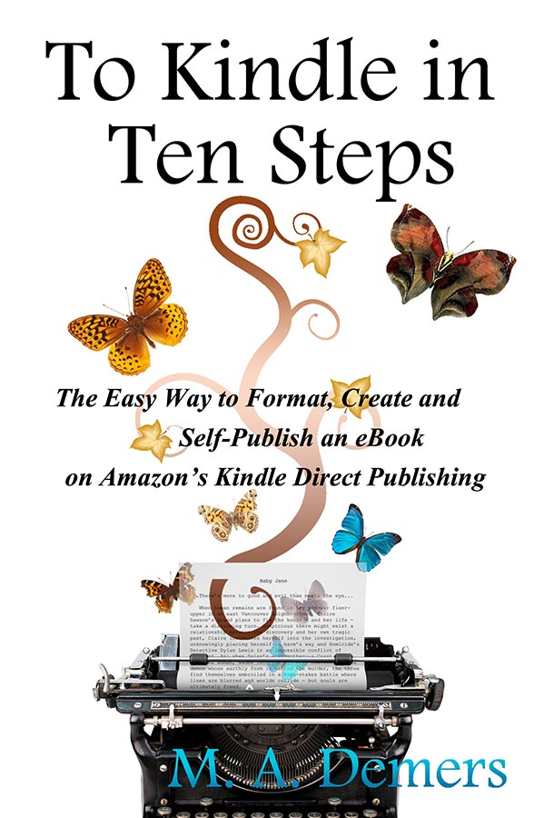 Image link to Kindle in Ten Steps page